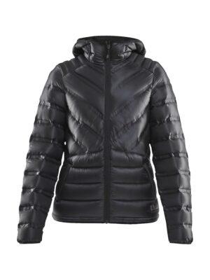 Lt Down Jacket W – Black, XXL