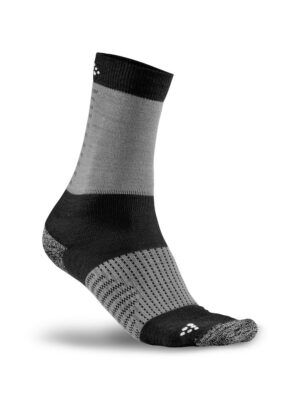 XC TRAINING SOCK – Rhubarb/Beam, 43/45