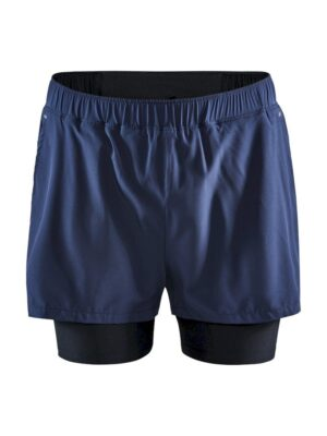 Adv Essence 2-in-1 Stretch Shorts M – Blaze, XXL