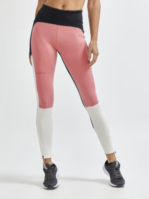 Pro Hypervent Tights W – Coral/Black, XL