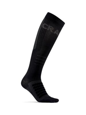 Adv Dry Compression Sock – Black, 43/45